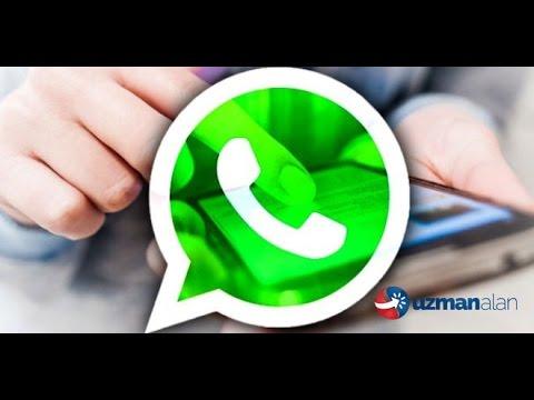 Whatsapp Mesajları Çevrimiçi Nasıl Takip Edilir?