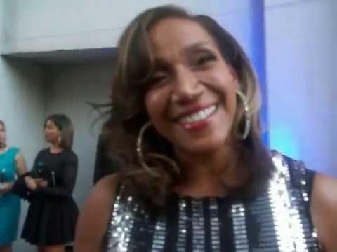 Kathy Sledge (Sister Sledge) interviewed at 2015  BMI R&B/Hip-Hop 2015