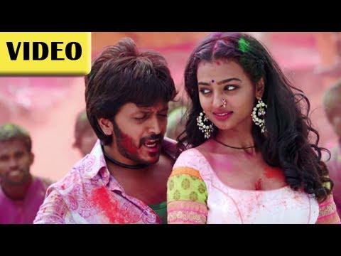 Aala Holicha San - Full Video Song - Lai Bhaari - Riteish Deshmukh, Radhika Apte