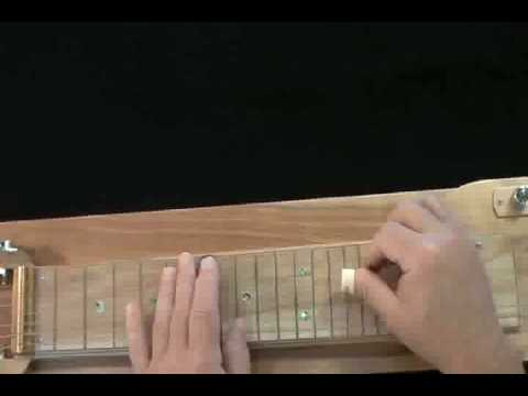 It Had To Be You -GeorgeBoards Version- Lap Steel Guitar C6th Tuning Lesson