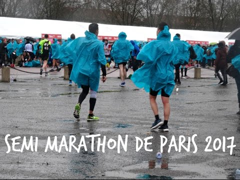 Semi marathon de paris 2017 youtube for Salon des vignerons paris 2017