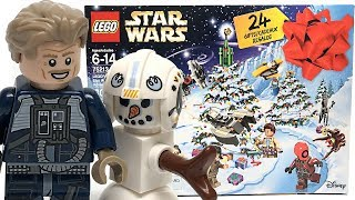 LEGO Star Wars 2018 Advent Calendar review and unboxing!