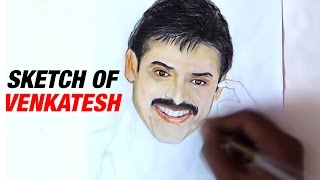 Sketch of Venkatesh