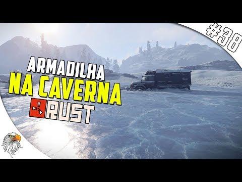 RUST VANILLA - ARMADILHA NA CAVERNA #38