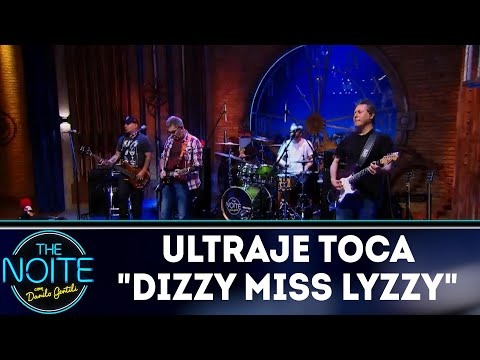 "Ultraje toca ""Dizzy Miss Lyzzy"" 