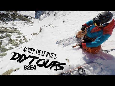 Xavier de le Rue's DIY Tour: Whale, what do we have here? S2E4