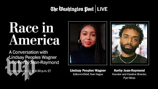 Teen Vogue's Lindsay Peoples Wagner & Designer Kerby Jean-Raymond on diversity in fashion industry