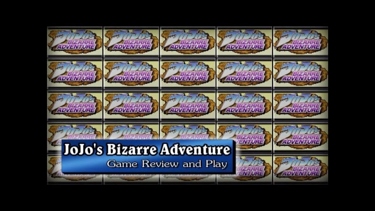 Top Tier Arcade - JoJo's Bizarre Adventure - Game Review and Play ...