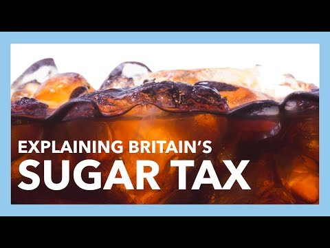 The UK's New Sugar Tax Explained
