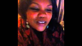 LaShaunda Singing Shana Wilson