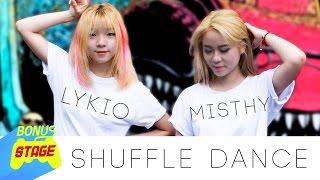 MisThy & Lykio Cover Shuffle Dance
