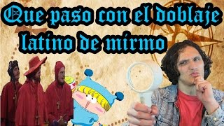 Download La búsqueda por: El doblaje latino de Mirmo Zibang!