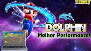 How to play Dolphin emulator 5.0 on a weak PC - Best settings for 50 and 60 FPS