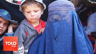 Displaced Families Continue to Live in Harsh Conditions