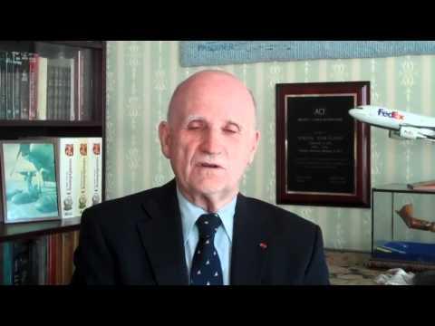 ACI World 20th Anniversary: Chairmen's Testimonies