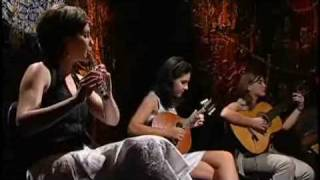 Choro das 3 | Alla turca (Mozart) | Instrumental SESC Brasil