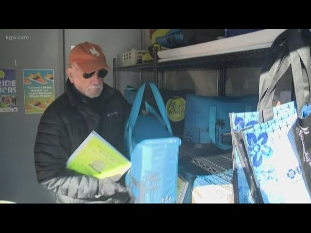 Meals on Wheels changes delivery methods