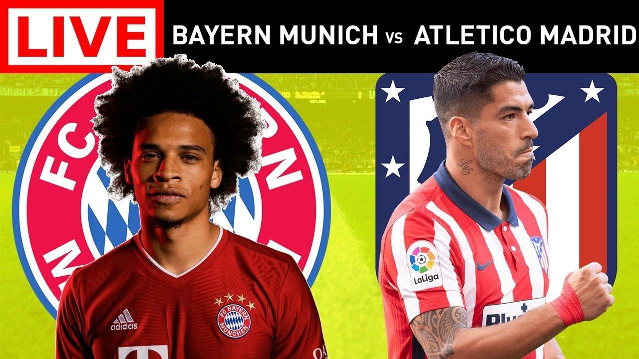 Bayern Atletico Stream