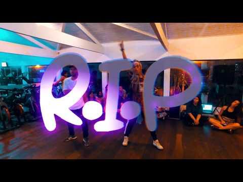 RIP  Sofia Reyes feat Rita Ora & Anitta Coreografia Thi  choreogra