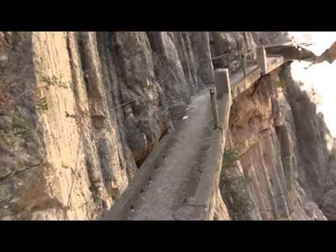 Caminito del Rey, Kings little pathway, Königspfad, 100% uncut, xxxosuvde