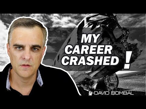 My career crashed! My story.