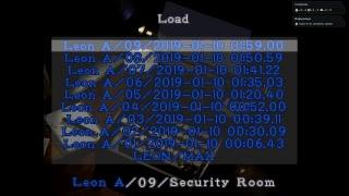 Resident evil 2 Randomizer - Seed 25 (don