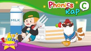 Phonics Rap C - English Rap - Educational video for Kids