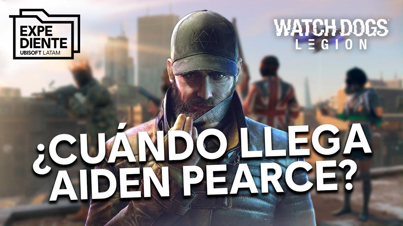 Misiones tácticas, la llegada de Aiden y otras novedades en Watch Dogs Legion. – Expediente Ubisoft