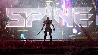 SPINE - Official Teaser Trailer (2020)
