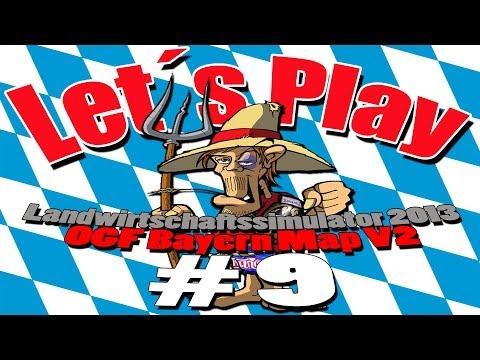 Let´s Play LS13 - OGF Bayern Map V2 - #09 Viel Gedöns um Xbox, PS4, COD & Battlefield