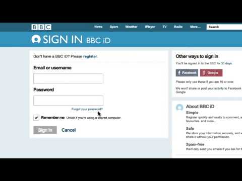 BBC Playlister: How to sign up #getplaylisting