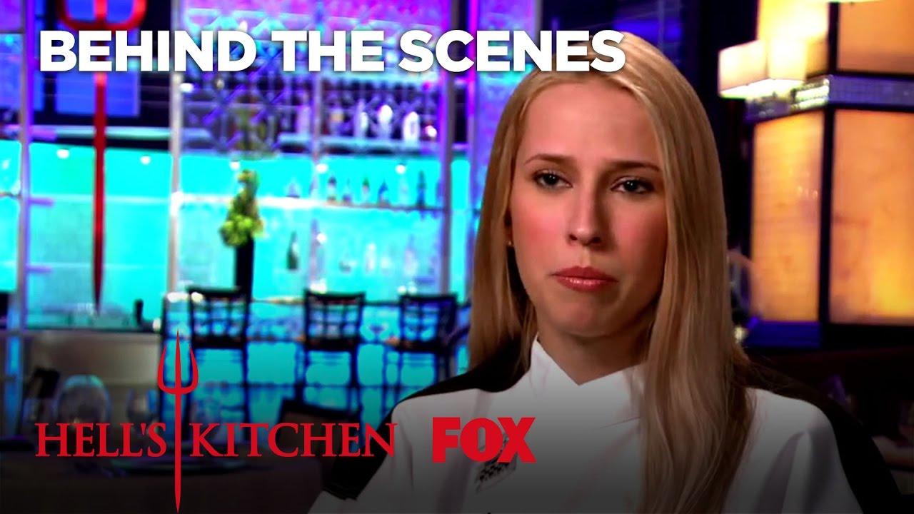 contestant melanie finch season 12 hells kitchen - Hells Kitchen Season 12