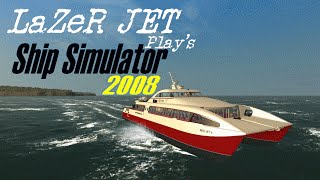 LaZeR JET Play's Ship Simulator 2008 (The Ghost Ship)