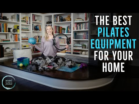 The Best Pilates Equipment For Your At Home Practice! (Pilates Prop Breakdown)