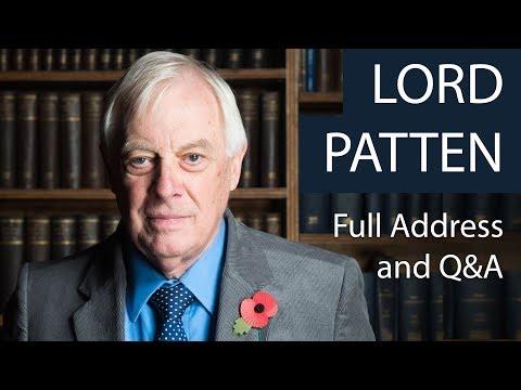 Lord Patten |