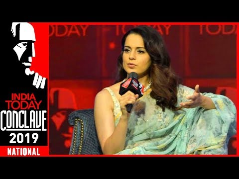 Kangana Ranaut Exclusive On Nationalism, Feminism & Fights With Bollywood Bigwigs | IT Conclave 2019