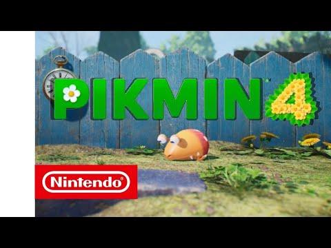 Pikmin 4 - Announcement Trailer - Nintendo Switch