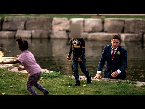 Groom becomes best man, saves little boy from drowning