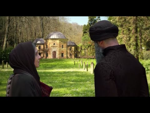 Suleiman @ The Tomb of Mustafa | MAGNIFICENT CENTURY with English Subs