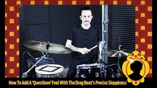 Drum Lesson: How To Play The Drag Beat