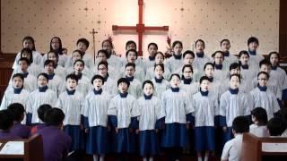 聖公會呂明才紀念小學 20120530 高年級聖詩組獻詩_動