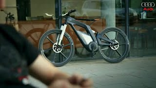 Audi E-bike Official Introduction | 80 Kmph | Astounishing Price