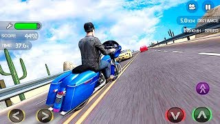 Race the Traffic Moto - Gameplay Android & iOS Game - the most amazing bikes games