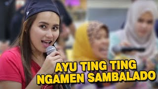 Video Ayu Ting Ting Ngamen Sambalado download MP3, 3GP, MP4, WEBM, AVI, FLV Juli 2018
