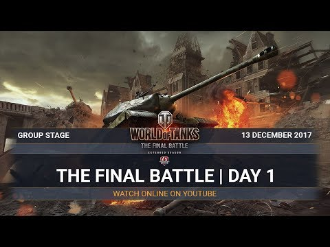 THE FINAL BATTLE | DAY 1