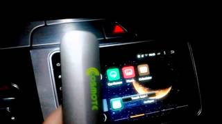 Connecting Huawei e372 3G Modem on Joying Car Navigation 8