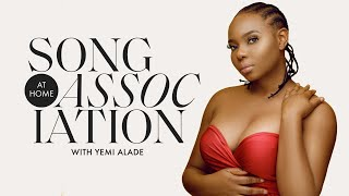 "Yemi Alade Sings ""Johnny,"" Drake, and ABBA in a Game of Song Association 