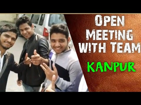 Attend Britt open with My Kanpur Team and Kanpur Amway office