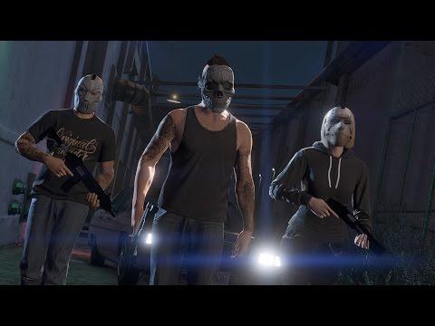 GTA 5 ONLINE: GangFamilies&LosKaizers Contro Tutti w/KAIZ🔪🔫