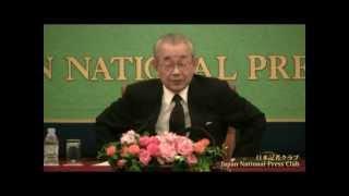 Taichiro Mitani, Professor Emeritus, Tokyo University 三谷太一郎・...